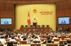 越南第十四届国会第八次会议公报(第十三号)