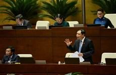 越南第十四届国会第八次会议:国会开始专题询问和回答询问活动