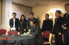 英国39人死亡事件:越南外交部副部长苏英勇赴英国进行工作访问