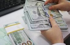 11月7日越盾对美元汇率中间价上涨5越盾