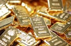 11月7日越南国内黄金价格略增4万越盾