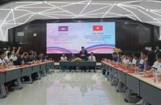 青年新闻工作者在加强越柬友谊关系中发挥着重要的作用