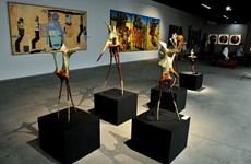 亚洲优秀艺人美术展在河内举行