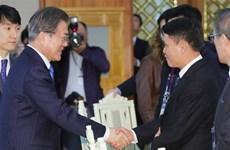 韩国总统高度评价越南与韩国关系