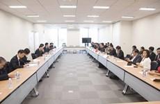 日本与越南各地方加强合作