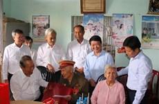 政府常务副总理张和平出席同奈省全民族大团结日庆祝活动