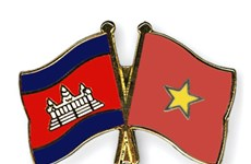 越南党和国家领导人致电致信 祝贺柬埔寨66周年国庆