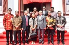胡志明主席与苏加诺总统进行互访60周年纪念活动在印尼举行