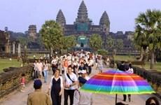 赴柬外国游客人数呈现猛增态势