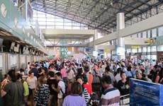 受台风娜克莉影响 越竹航空公司调整部分航班执行计划