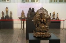 古佛像雕塑展览亮相胡志明市美术博物馆