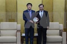 韩国帮助岘港市减轻自然灾害