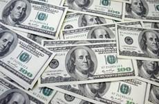 11月12日越盾对美元汇率中间价上调9越盾