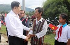 """""""全民族大团结日""""庆祝活动在全国各地举行 陈青敏等党和国家领导人出席"""