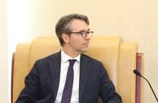 欧盟与越南进一步加强合作关系