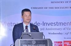 越南可成为印度企业和商品进军世界上各大市场的门户