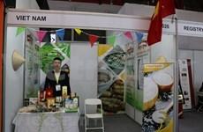 越南特色农产品亮相印尼国际食品饮料展
