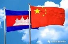 中柬两国即将启动自贸协定预可研磋商