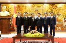 河内市为韩国投资项目顺利开展创造便利条件