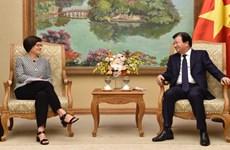 EC对越南为打击非法捕捞行为所作出的努力给予认可