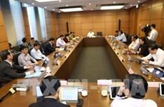 越南第十四届国会第八次会议:保护人民和企业的经营投资自由权