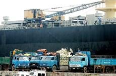 前10月越南大米出口量增长但出口额下降