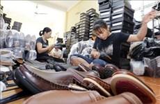 越南鞋类产品颇受国际客户的好评