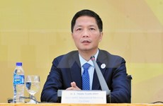 越南工贸部长:EVFTA在越南一体化进程中扮演着举足轻重的角色