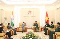 防务合作被视为越南与印度关系中的重要支柱