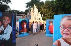 联合国《儿童权利公约》颁布30周年纪念典礼在河内举行