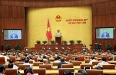 越南十四届国会第八次会议第五周的议程:集中立法工作