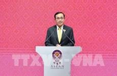 泰国与中国一致同意加强防务合作