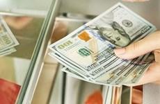 11月18日越盾对美元汇率中间价下调4越盾
