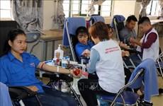 """2019年""""仁爱之心""""人道主义献血活动吸引500人参加"""