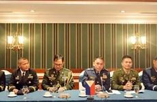 越南与菲律宾青年军官交流活动在河内举行