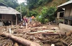 帮助灾区贫困者的防洪屋项目