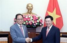 越南希望韩国关注维护越南公民的正当权益