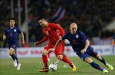 2022世预赛亚洲区第二阶段:越南队和泰国队以0比0握手言和