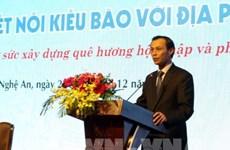 越南多措并举吸引海外越侨回国服务