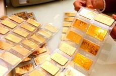 11月20日越南国内黄金价格继续上涨
