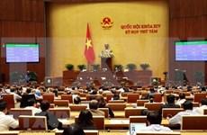 越南第十四届国会第八次会议:对《劳动法(修正案)》 进行表决