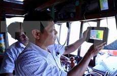 """解除欧盟的""""黄牌""""警告: 坚江省力争完成巡航监控设备安装工作"""