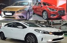 2019年前10月越南对各国市场的汽车进口量均激增