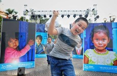 联合国《儿童权利公约》通过30周年盛大集会在纽约举行