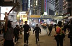 越南外交部:尚未收到有关越南大学生、公民在中国香港遭受损害的信息