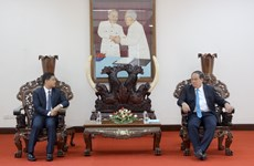 越柬致力于共建和平、友谊、合作与发展的边界线