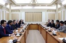 胡志明市与捷克推进环境领域中的合作