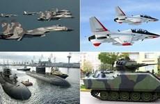 印度尼西亚与韩国讨论武器购买计划