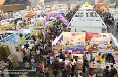 越南企业参加在新加坡举行的2019年亚太国际食品展