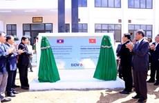 越南协助老挝推进教育基础设施建设